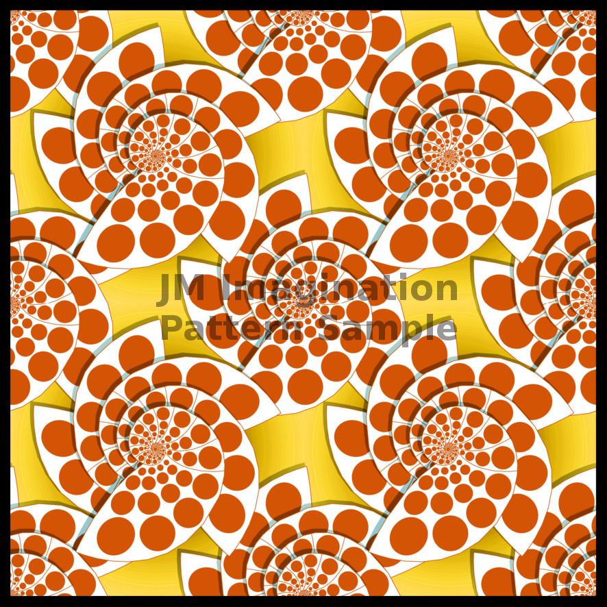 4 Simple Orange Sample