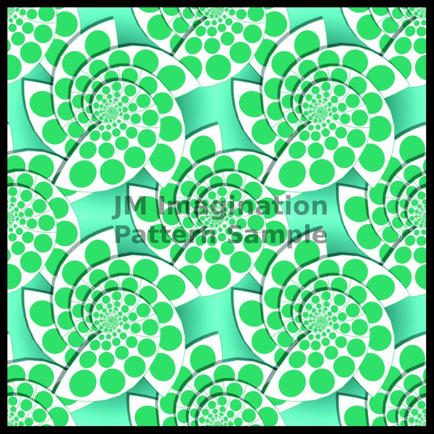 4 Simple Turquoise Sample