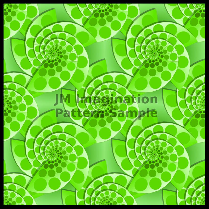 5 Green Sample
