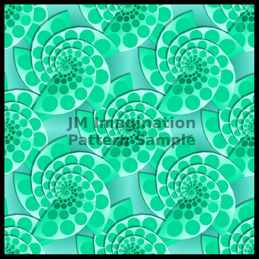 5 Turquoise Sample