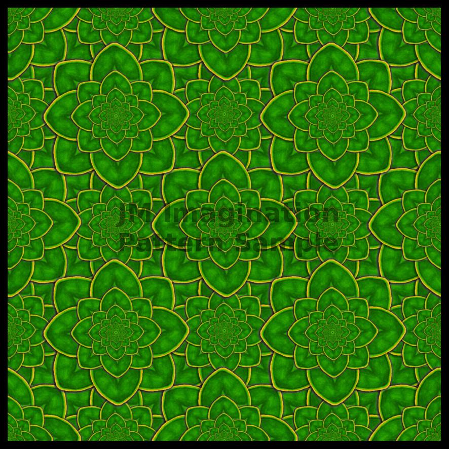 9 Fibonacci Leaf Clusters