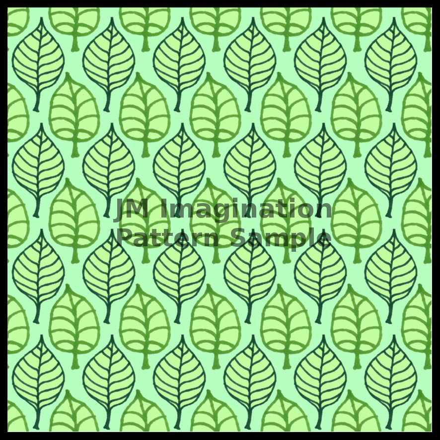 9 Leaf Repeat Green.jpg